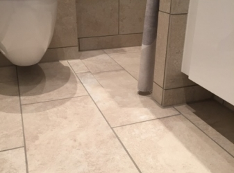 totalentreprise badeværelse