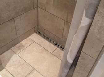 nyt badeværelse og renovering af badeværelse